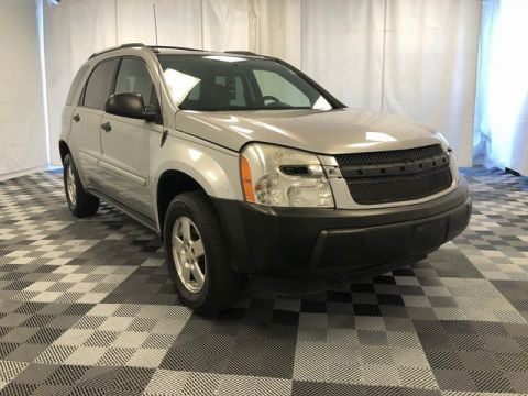 Pre-Owned 2005 Chevrolet Equinox LS