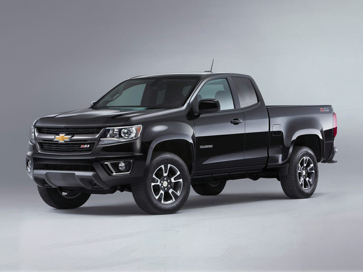 Pre-Owned 2020 Chevrolet Colorado LT