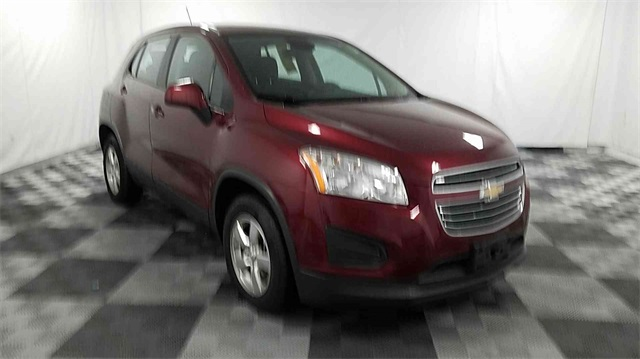 Pre-Owned 2016 Chevrolet Trax LS