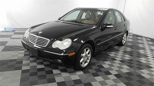 Pre-Owned 2001 Mercedes-Benz C-Class C 320