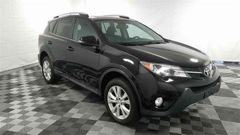 Pre-Owned 2015 Toyota RAV4 Limited