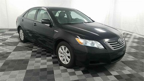 Pre-Owned 2007 Toyota Camry Hybrid Base