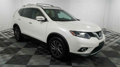 Pre-Owned 2016 Nissan Rogue SL